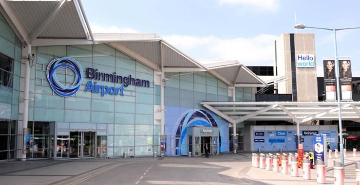 Самолетни билети Бирмингам