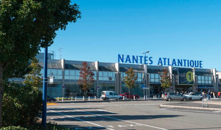 Летище Нант - Атлантик (NTE)